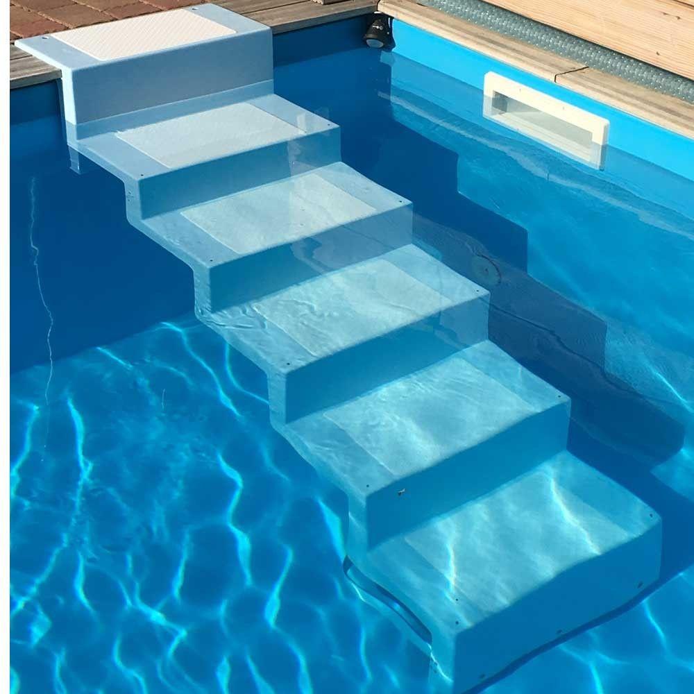 pool treppe nachrüsten