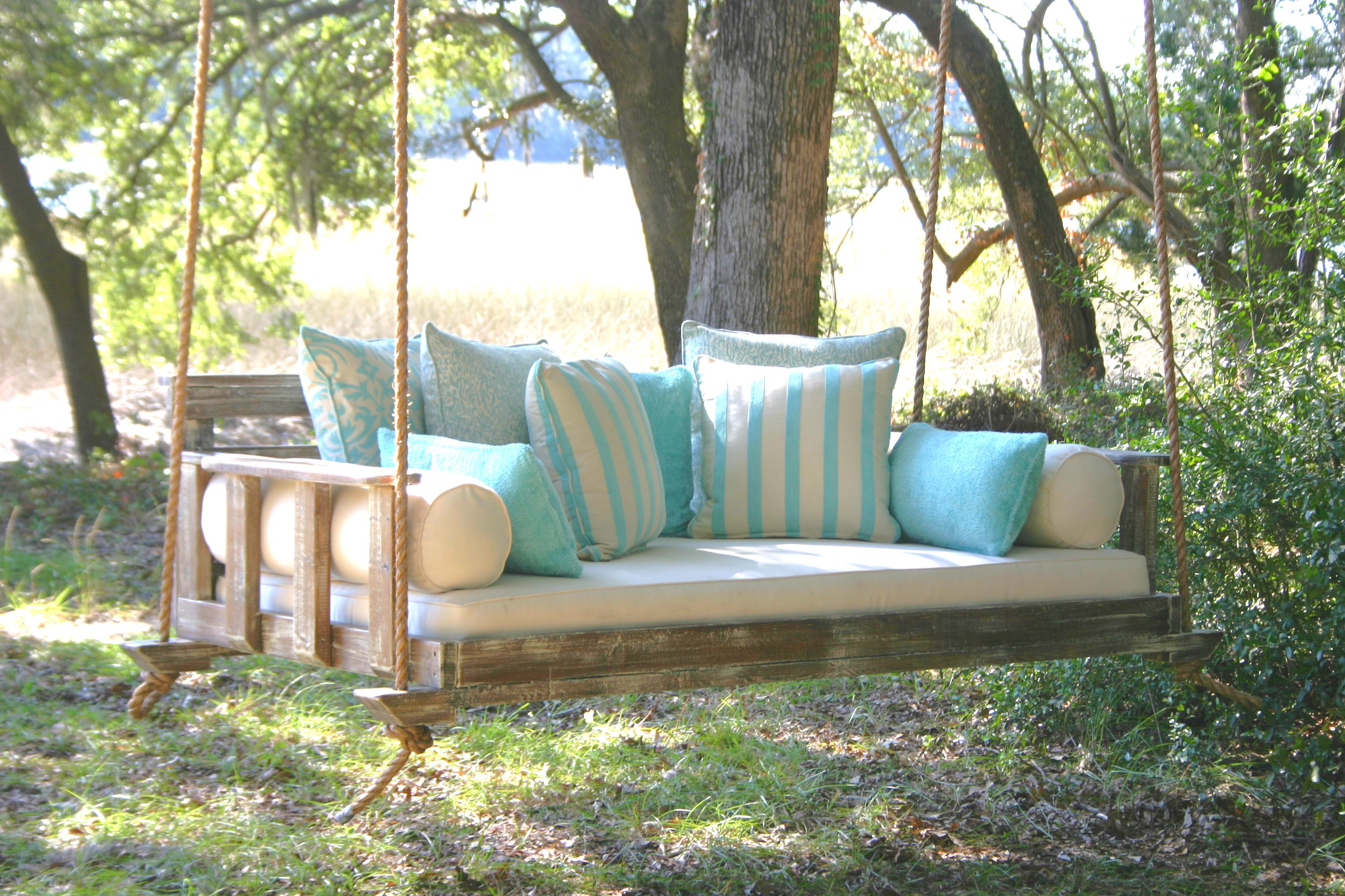 Farmhouse Bed Swing