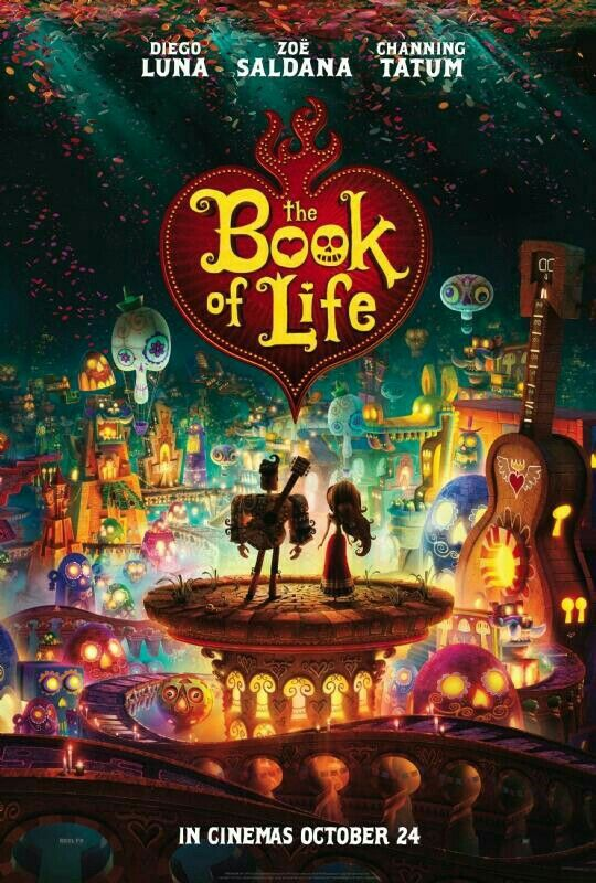 book 2014 life the of movie