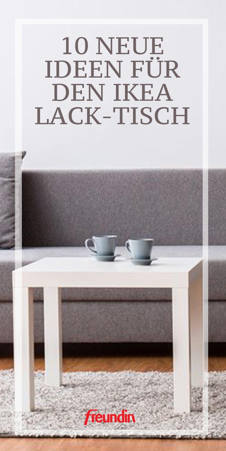 Ein Kleiner Ikea Tisch Der Noch So Viel Mehr Kann Ikea Lack