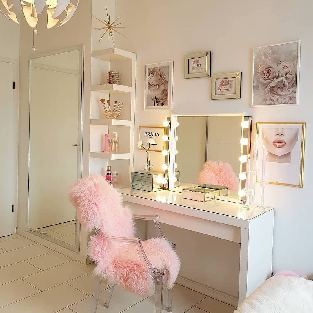 Pin on Glam room on Teenager:_L_Breseofm= Bedroom Ideas  id=61761