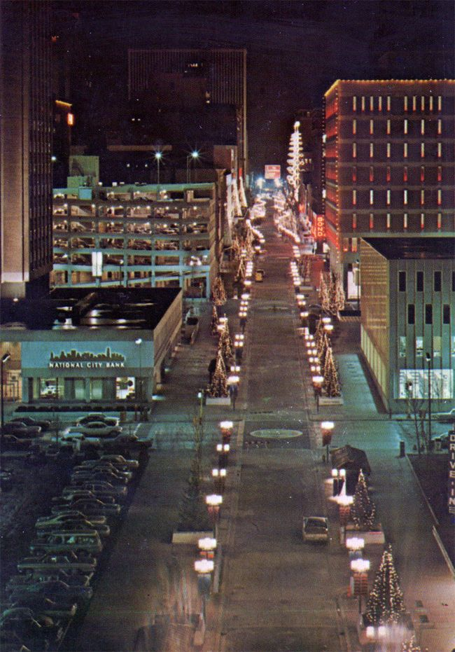 Nicollet Ave How I Remember It From The Early 60 S The New
