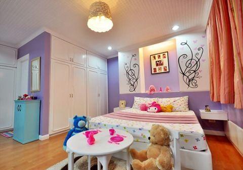 Childrens Bedroom Interior Design Children's Bedroom Interior Design  Good Colors  Bedroom Decor