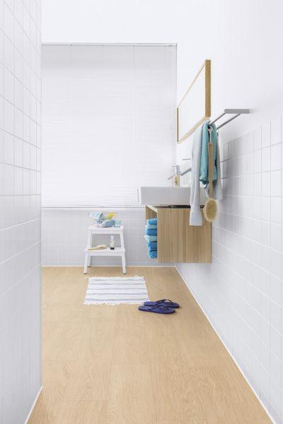 Livyn Balance Click Classe V UNILIN FLOORING QUICK STEP - Parquet quick step salle de bain