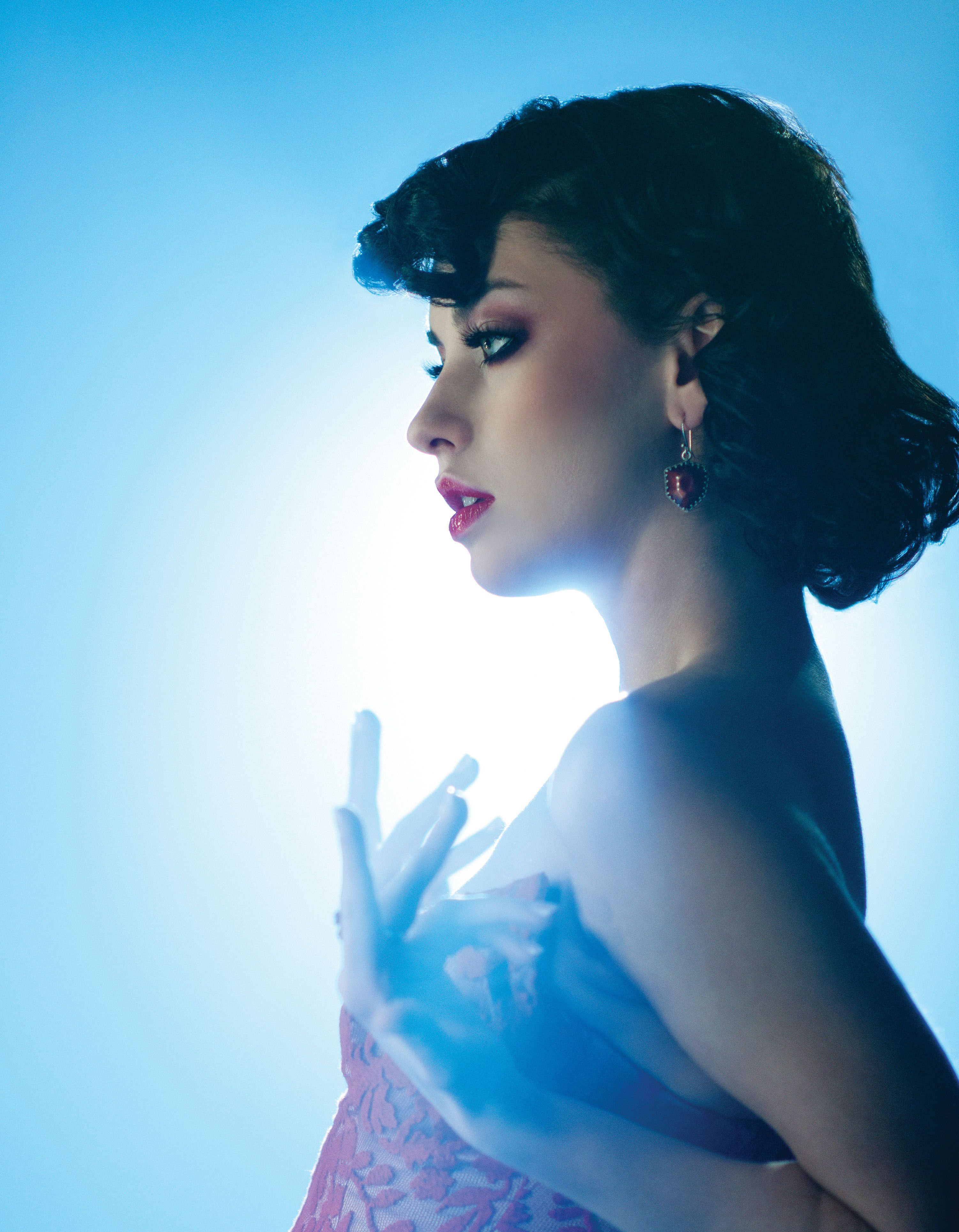 Kimbra, singer. She isn't much older than me and she is so ...
