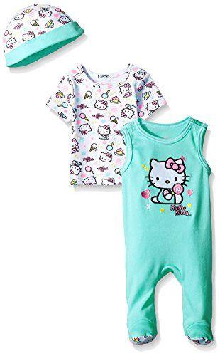 bae08798fd9ad Pin by Felicia Valenzuela on GIRLS | Hello kitty baby, Hello kitty, Baby