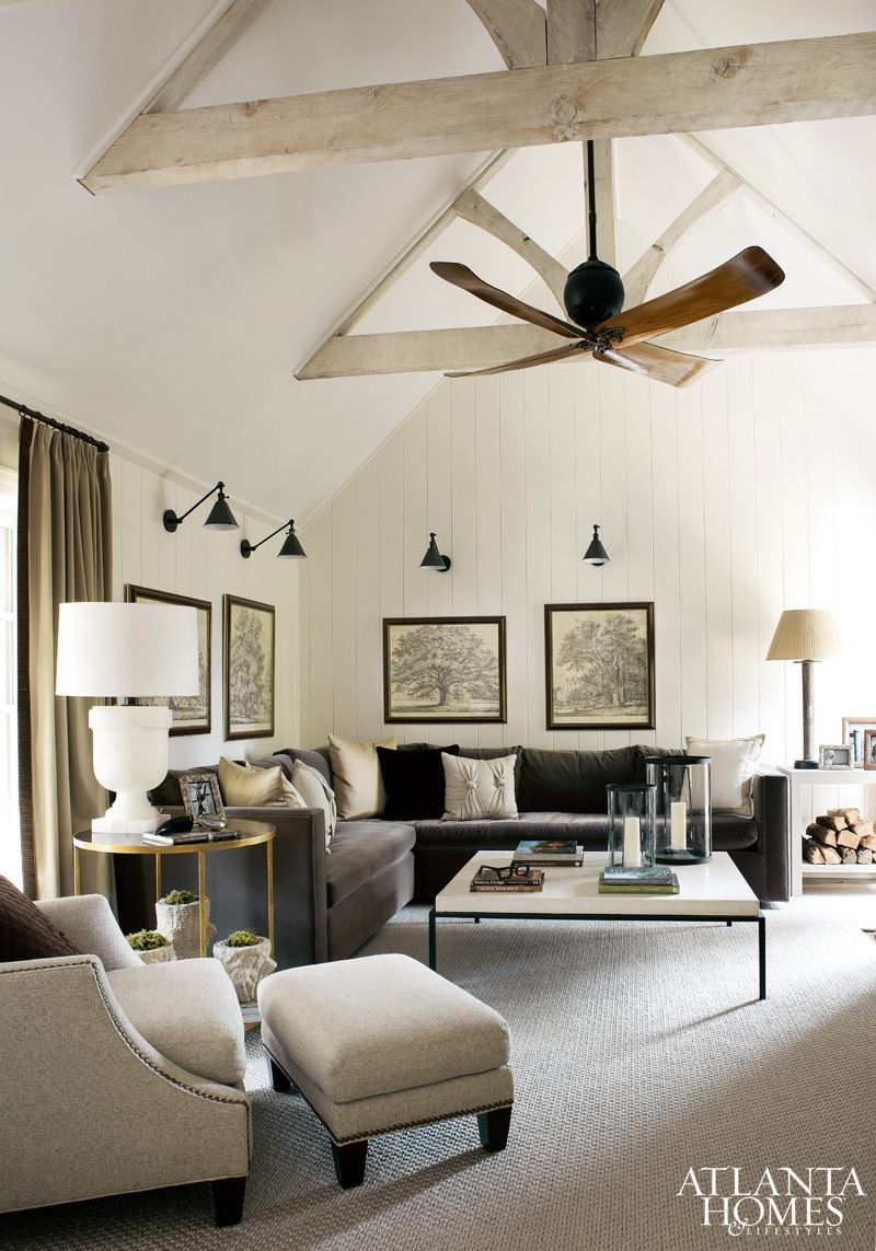 interior decorator atlanta family room. Sophisticated Mountain Retreat By Designer Amy Morris « Interior Design Files Decorator Atlanta Family Room