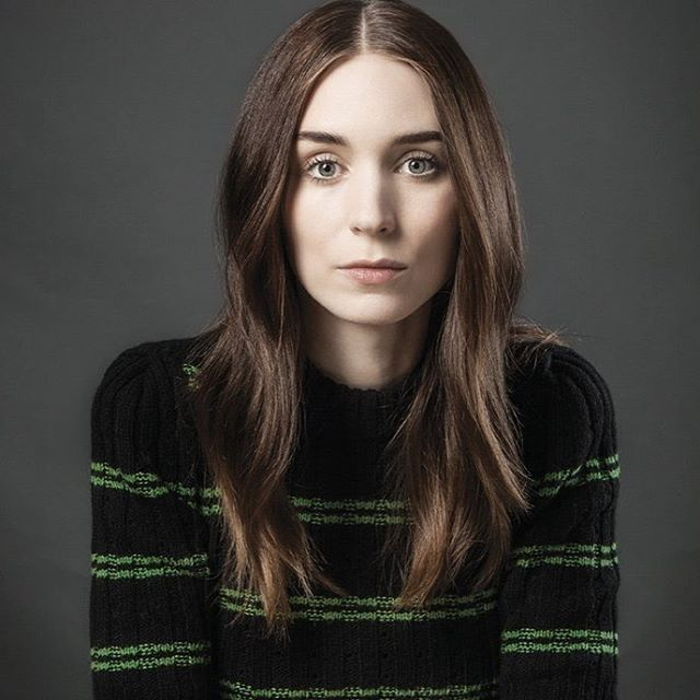 To see more of our exclusive #Oscars portraits go to link in bio.  Rooney Mara photographed by @dwphoto11211