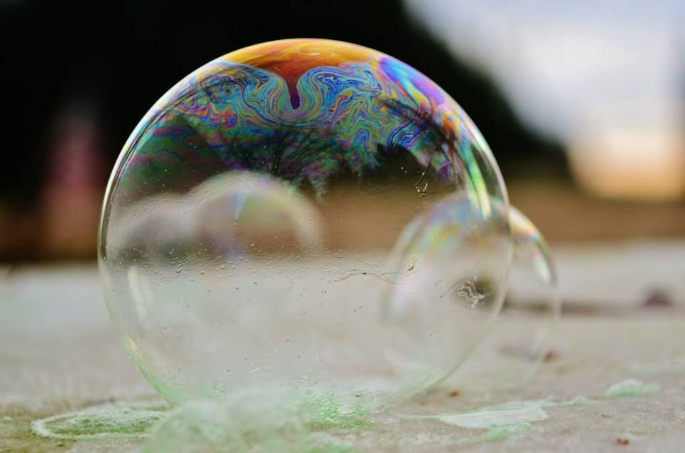 Les bulles glacées d'Angela Kelly