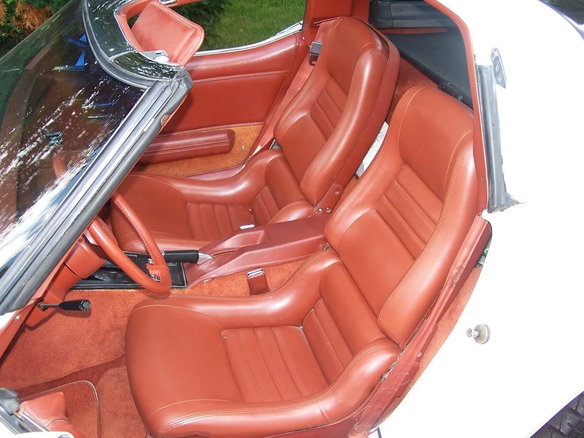 81 Cinnabar Interior Corvetteforum Chevrolet Corvette Forum Discussion Chevrolet Corvette Corvette Chevrolet