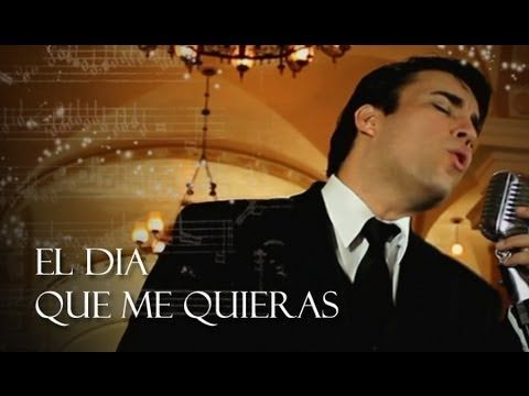 """EL DIA QUE ME QUIERAS"" (Day you fall in love with me) Cristiano Nichell..."
