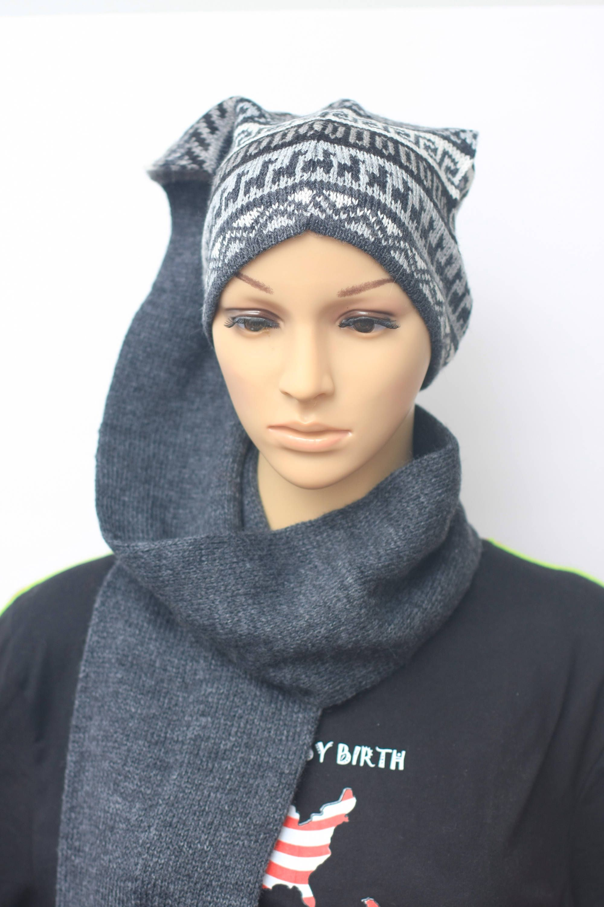 10301b77570 Alpaca Knitted hat