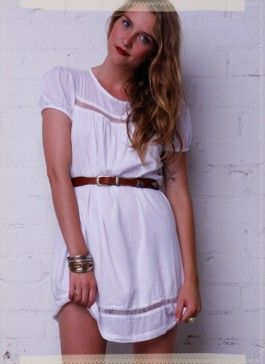 Cedar Voile dress from BTC Elements. so adorable for summer!