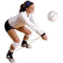 Tandem Volleyball Pal Fitness Tips Volleyball Daily Workout