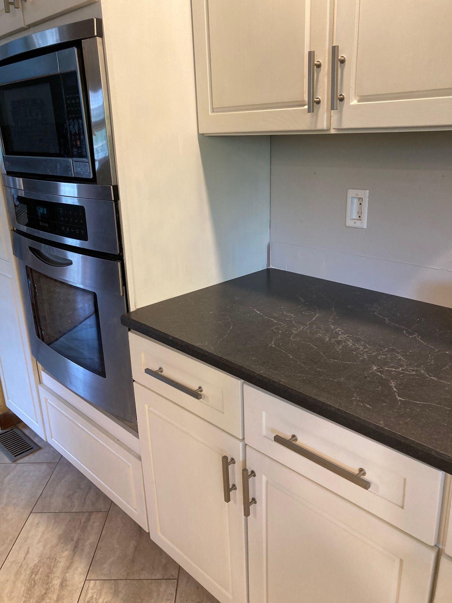 Lg Viatera Carbo Brushed Quartz Kitchen Design Showrooms Kitchen Kitchen Design