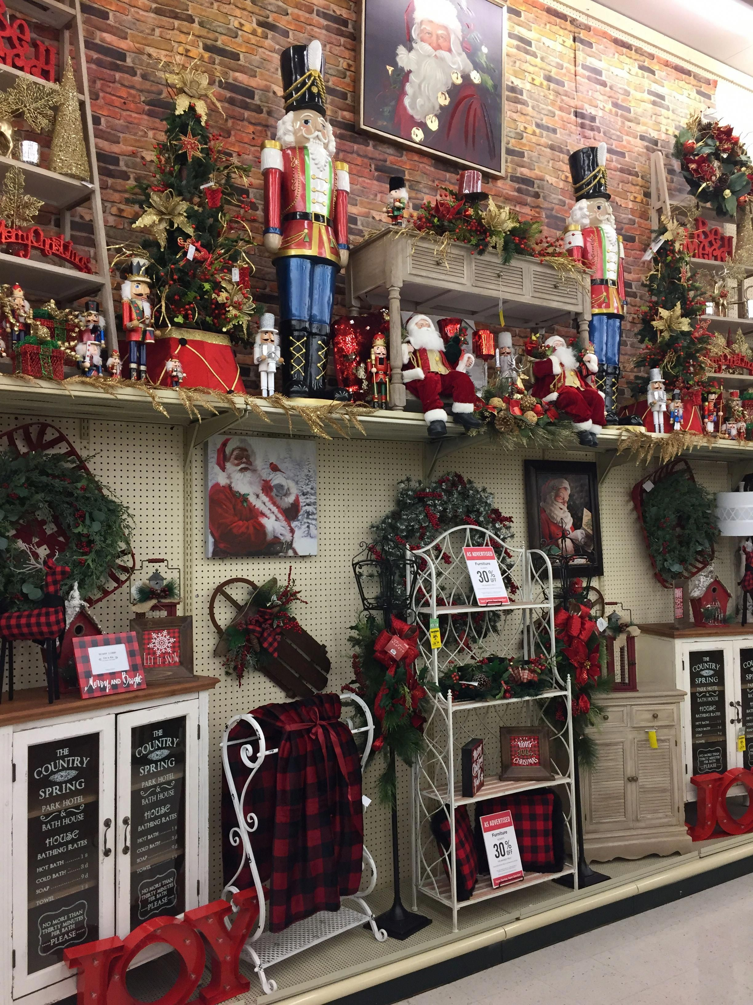 Fast Lane Hobbies Oakridgehobbiescoupon Hobbylobbychristmas Hobby Lobby Christmas Decorations Hobby Lobby Christmas Hobby Lobby Decor