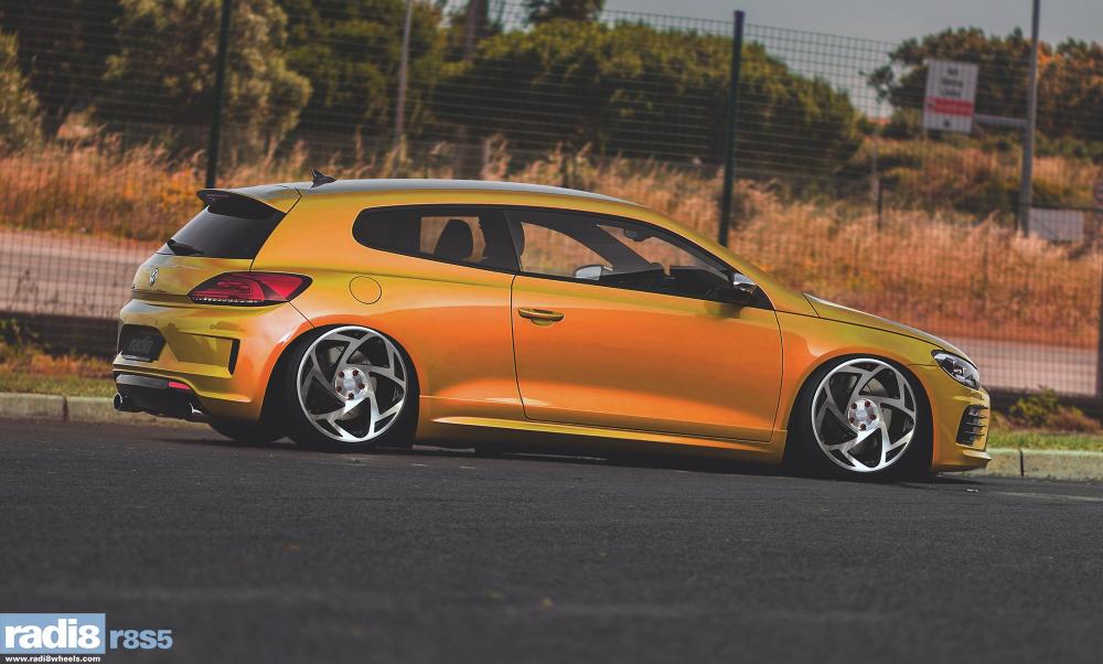 Radi8wheels On Twitter In 2020 Volkswagen Scirocco Volkswagen Bmw Car