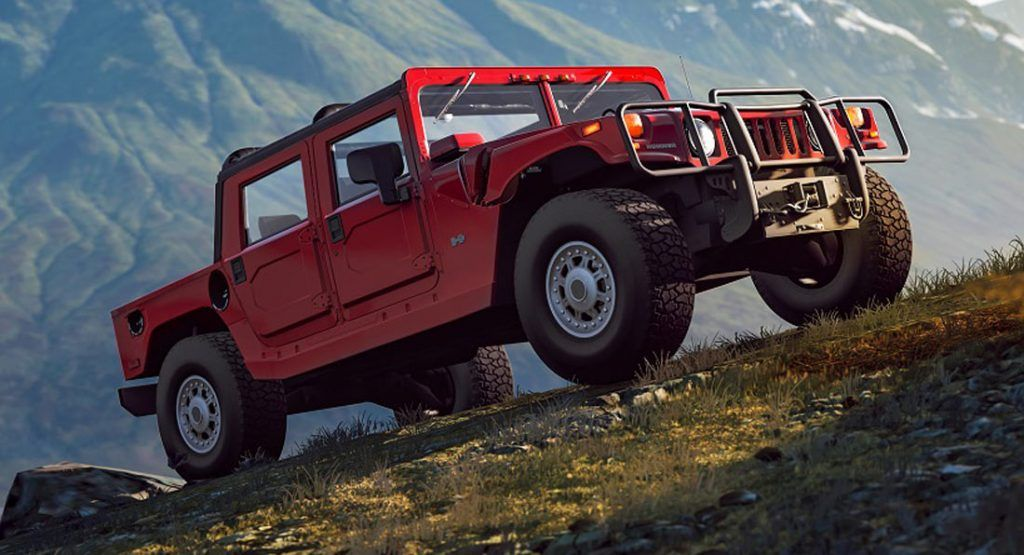 Forza Horizon 4 Updated With Off-Roaders Including Unimog Hummer And Top Gears Track-Tor
