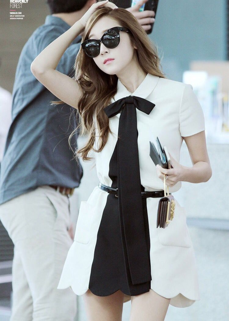 snsd airport — jessica