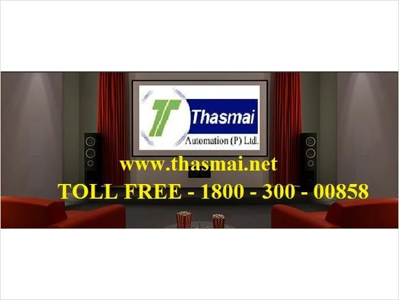 Thasmai Automation Pvt Ltd One Of The Leading Home Theatre Systems Provider  In Bangalore, We Offer Custom Home Theatre Design, Plasma/LCD/LED Rising ...
