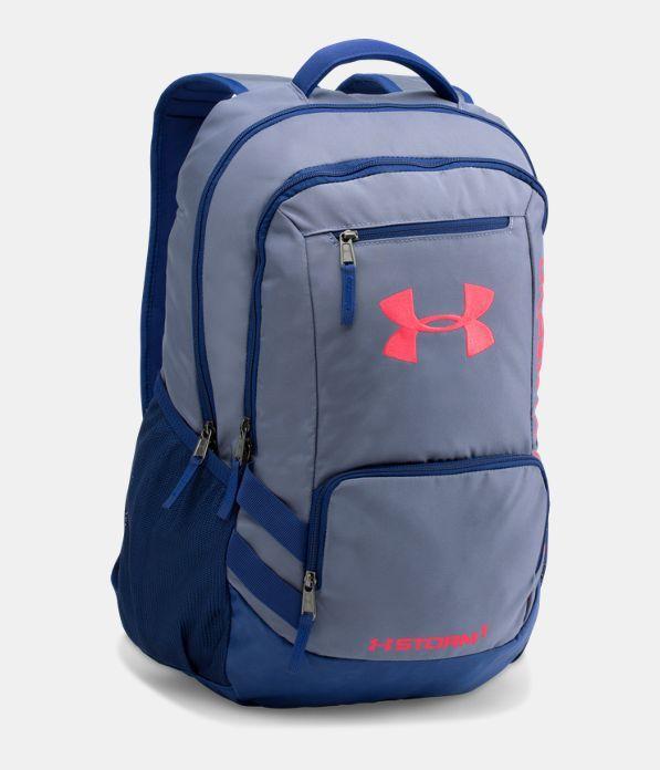 1aab275748e0 UA Storm Hustle II Backpack, AURORA PURPLE 54.99 | School stuff in ...