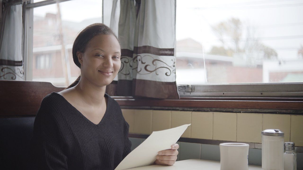 """When you do write a handwritten letter, you're able to express yourself more freely."" — Asia Graves, human-trafficking survivor, on the power of putting pen to paper  www.howlifeunfolds.com/lettersofpeace/asia 