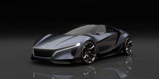 Elegant 2018 Concept Cars