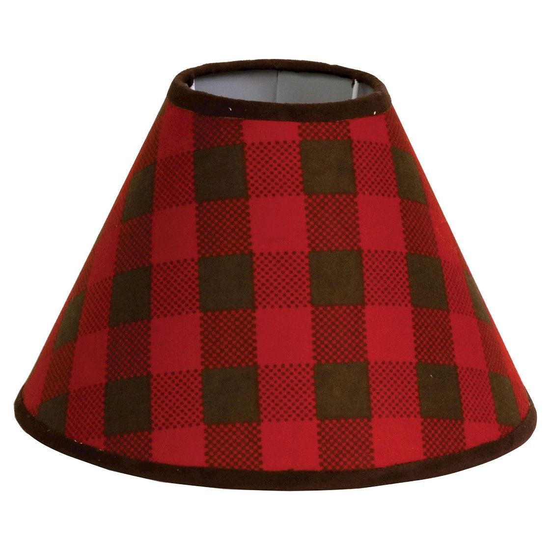 Trend Lab Northwood S Buffalo Check Lampshade Lamp