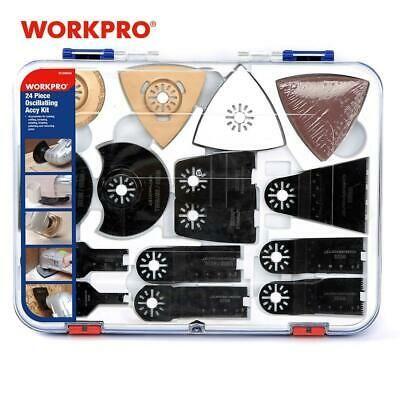 Advertisement Ebay Workpro 24pc Power Saw Blades