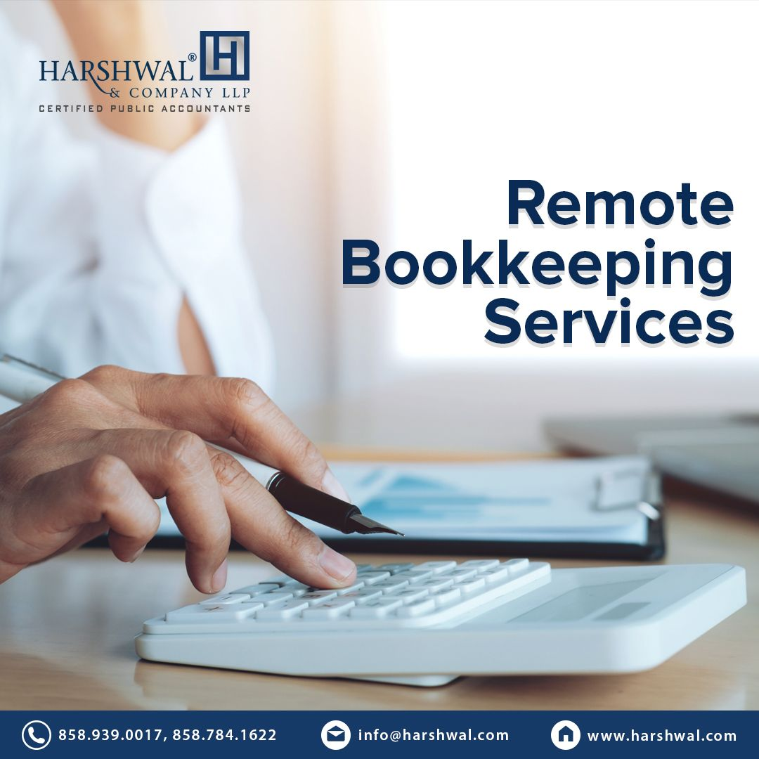 We are Harshwal & Company LLP, a certified remote