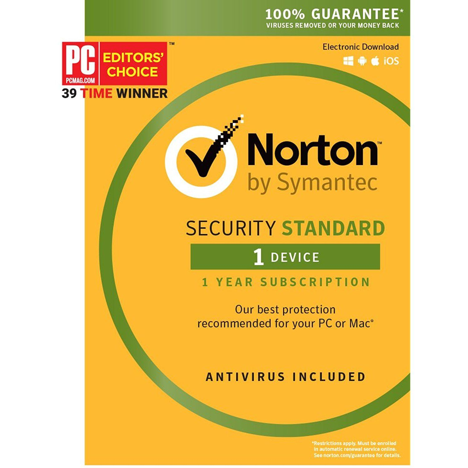 Norton Security Standard 1 Device Key Card You Can Get Additional Details At The Image Lin Norton Security Security Solutions Antivirus Software