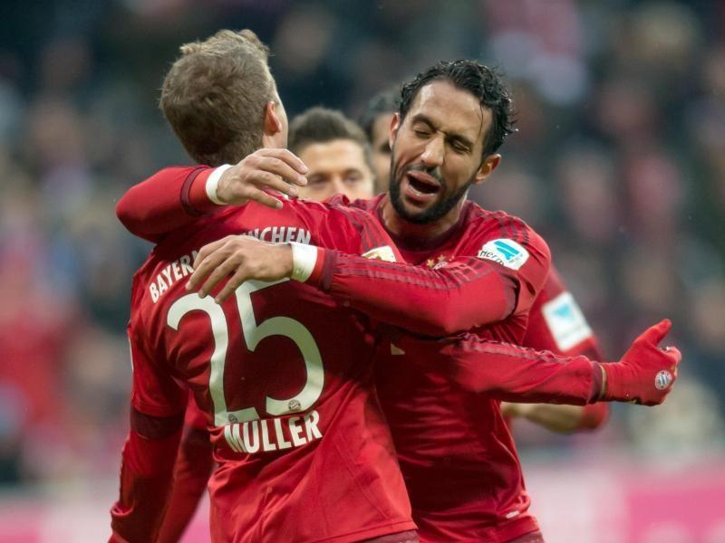 Bayern mit Bestmarke Richtung Herbstmeisterschaft