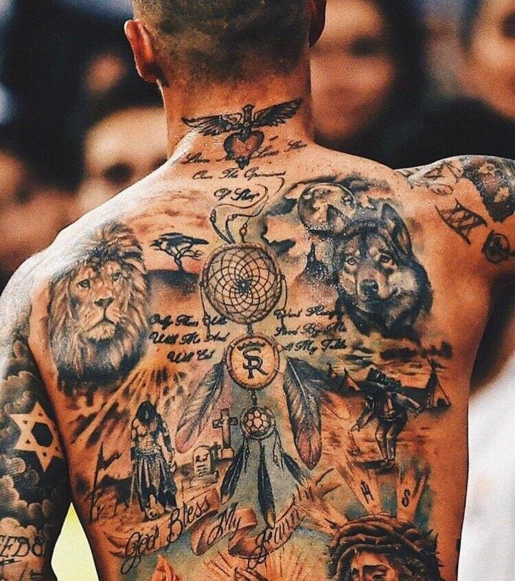 48++ Sergio ramos new tattoo Sammlung