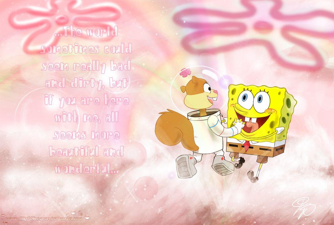 spongebob sandy spongebob sandy pinterest