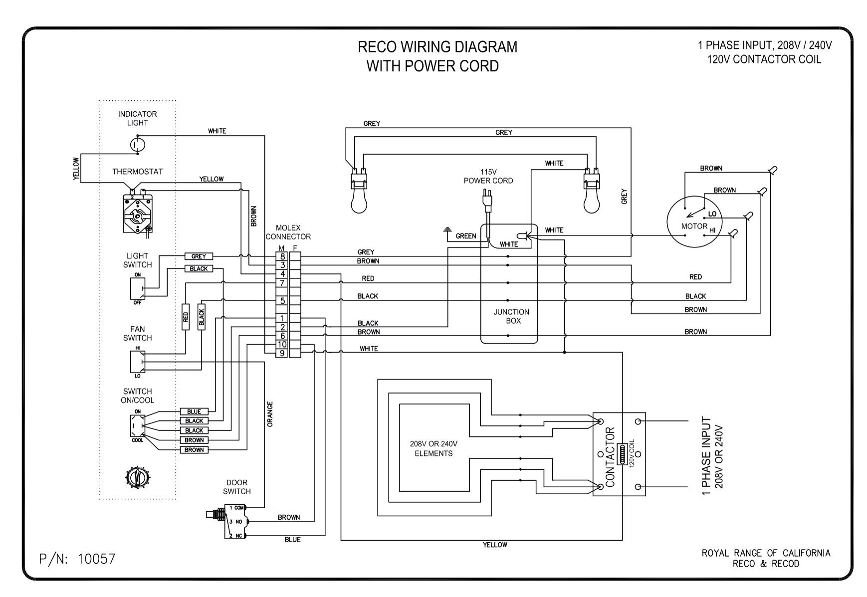 [SCHEMATICS_48ZD]  Wiring Diagrams - Royal Range of California, wiring diagrams royal range of  california with products proudlysigned and manufactured in the u.s. royal  range of c… di 2020 | Royal Wiring Diagrams |  | Pinterest
