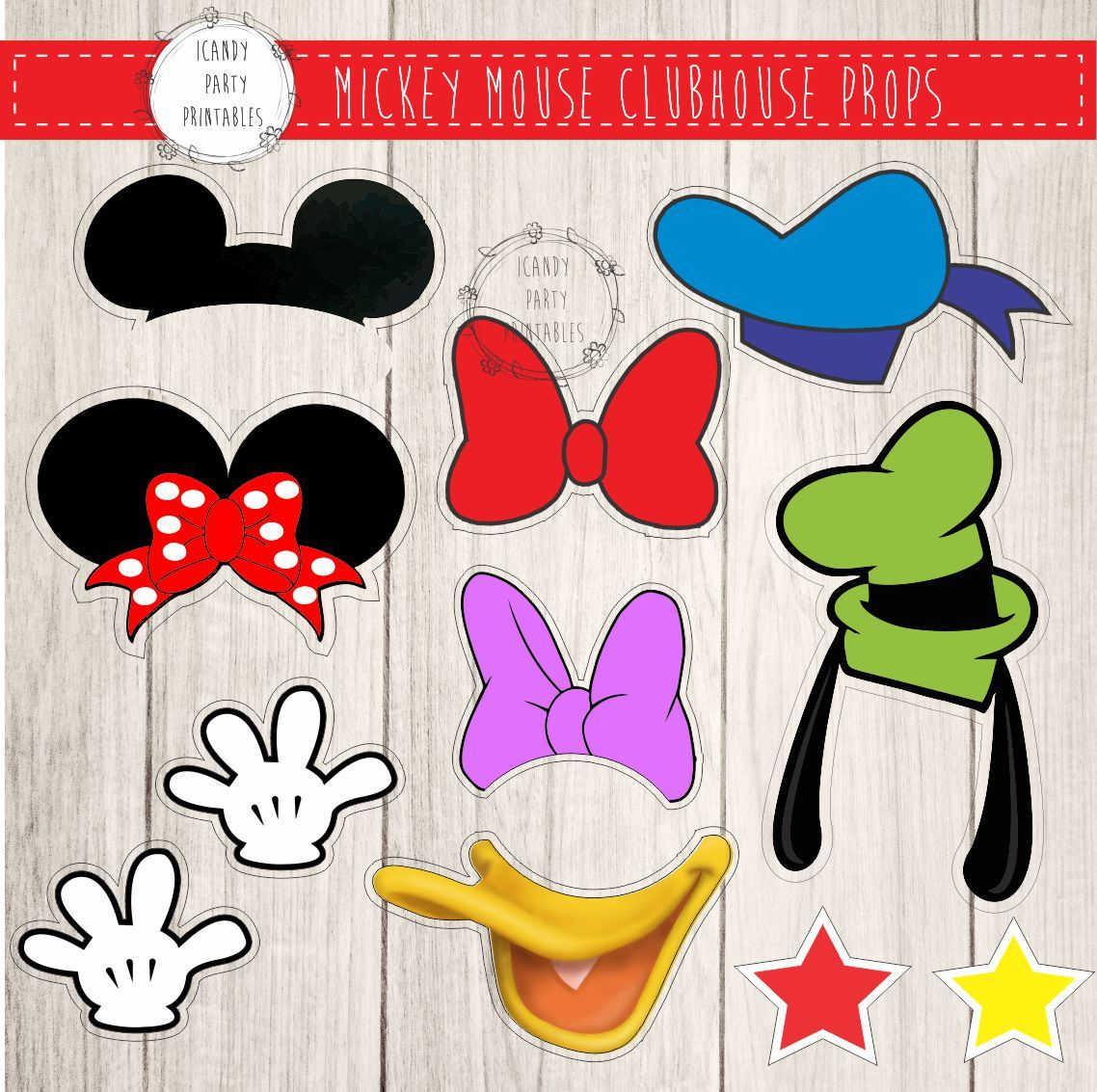 mickey mouse clubhouse - Buscar con Google