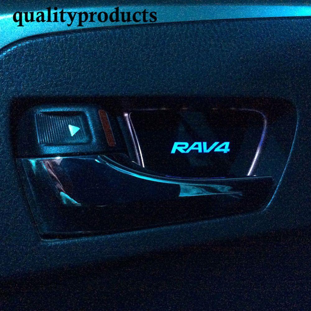 Led Door Handles Reviews Online Shopping Led Door Handles Door Handles Toyota Rav4 Interior Rav4