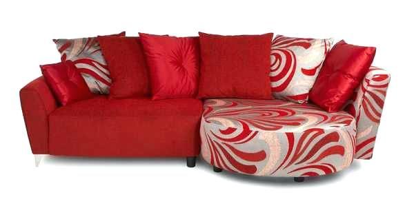 Dfs Red Corner Sofa | Taraba Home Review