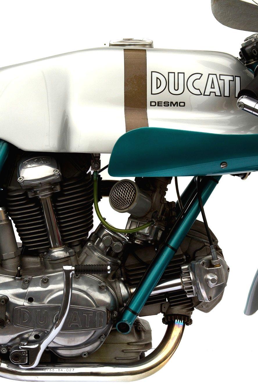Combustible Contraptions Ducati 750 Ss Imola Racer Replica