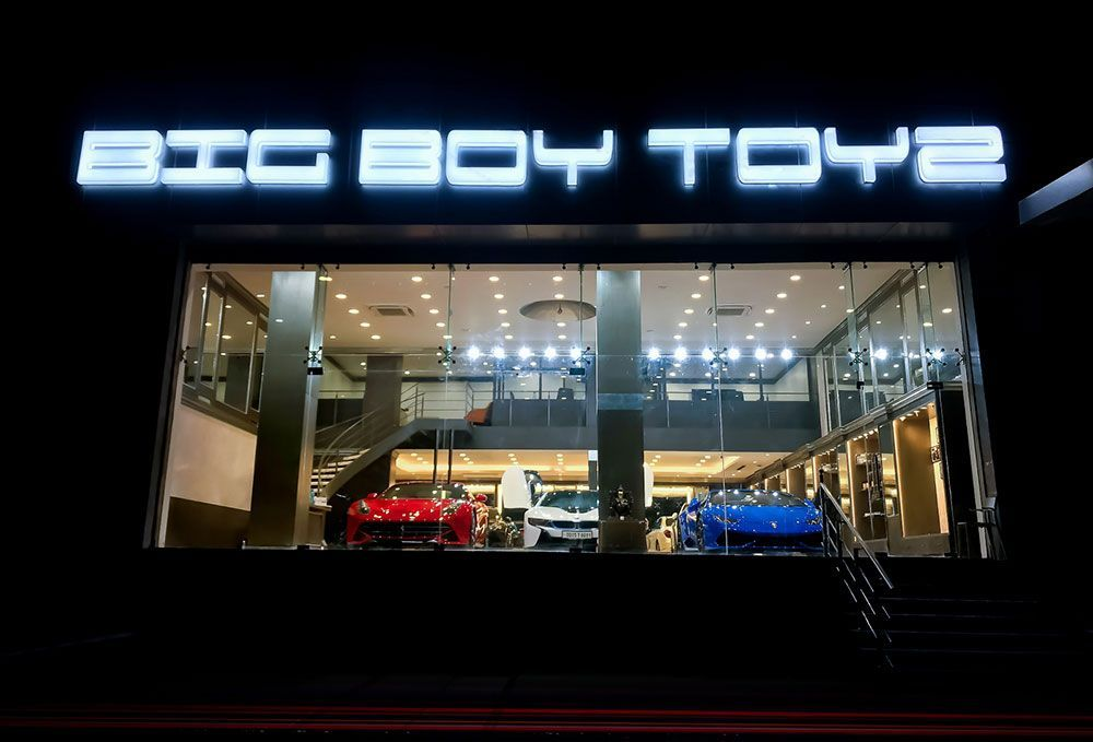 Big Boy Toyz Opens First Multi Brand Showroom In South India Hyderabad Showroom South India Motorcycle News