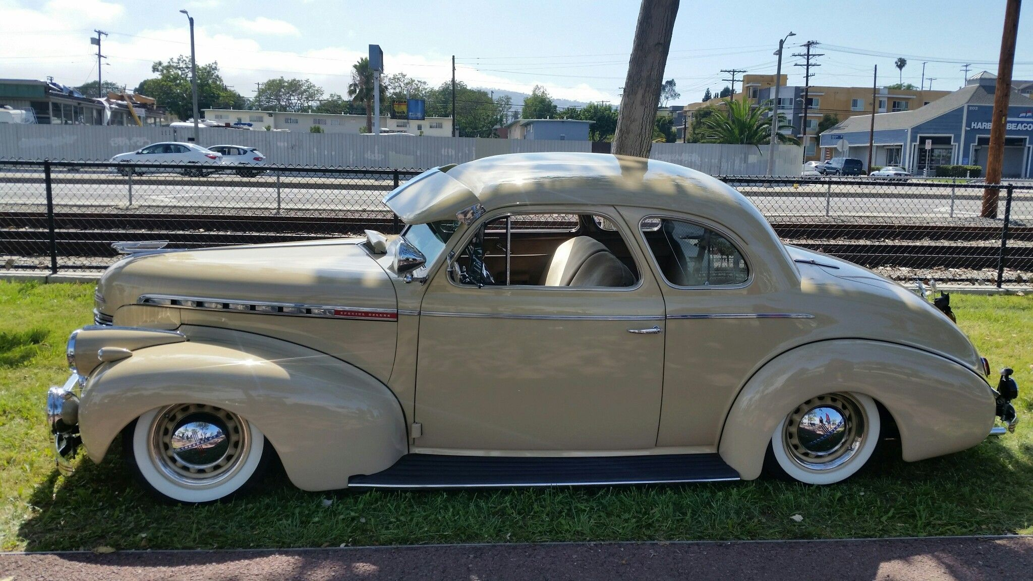 chevrolet special deluxe coupe us chevyus pinterest