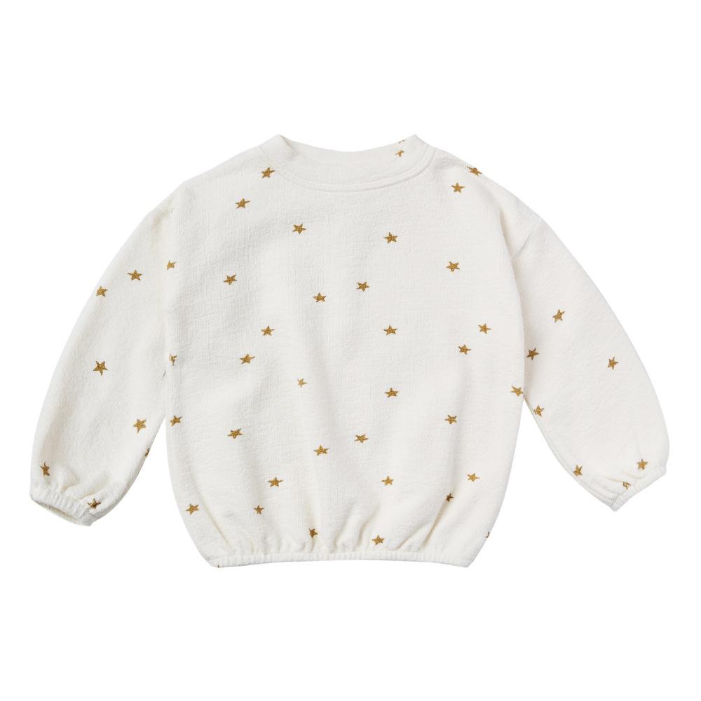 Sweat Star Blanc Rylee Cru Mode Bebe Enfant Vetement Bebe Fille Vetements Bebe Mode [ 1000 x 1000 Pixel ]