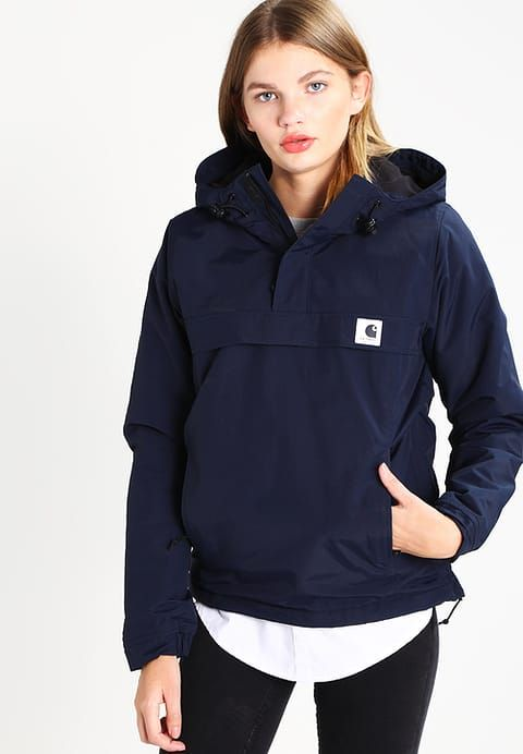 Vêtements Carhartt WIP NIMBUS Veste mi saison navy bleu