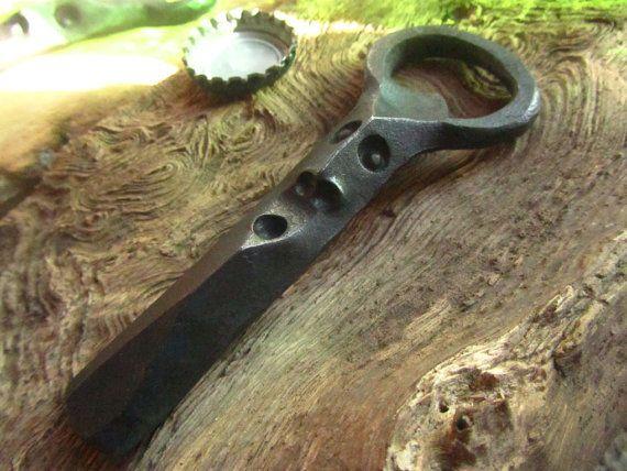blacksmith bottle opener