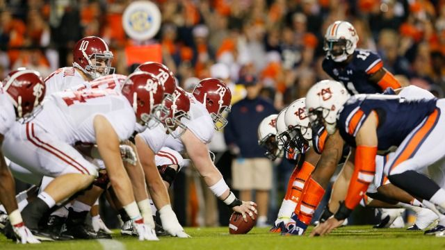 Top 10 Rivalries in College Football Today | Auburn tigers ...