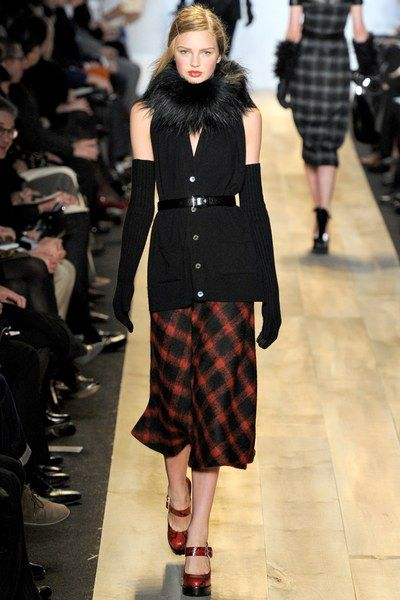 Michael Kors Collection Fall 2012 Ready-to-Wear Collection Photos - Vogue