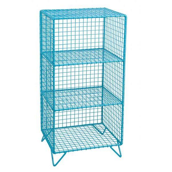 3 Tier Wire Shelf (turquoise)   Shelves!!!!!!!! :-)   Pinterest ...