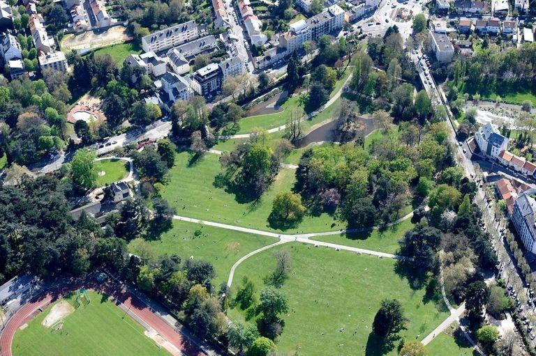 le Parc de Procé photo Franck Dubray