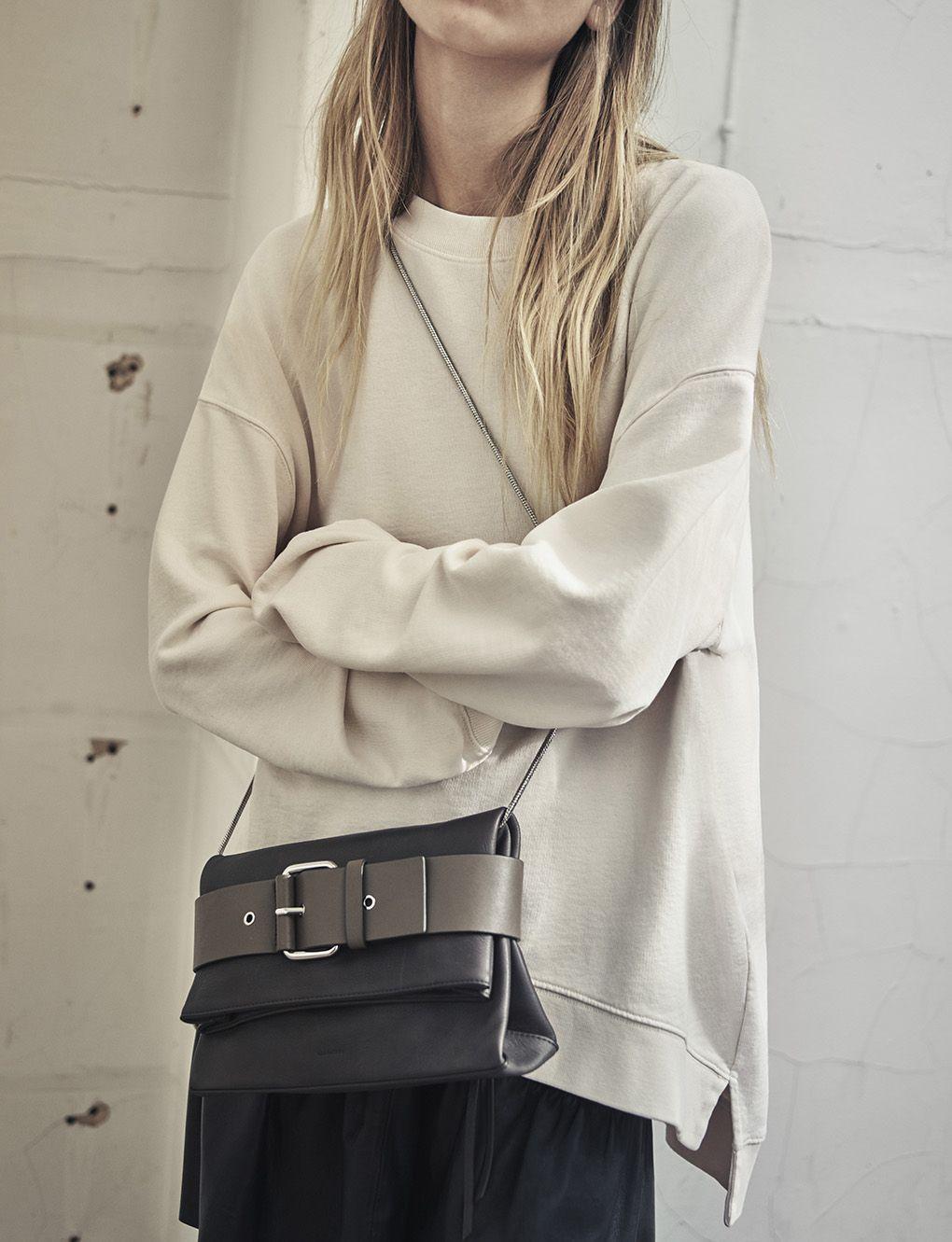 Ultimate laidback luxe, Lea Sweatshirt
