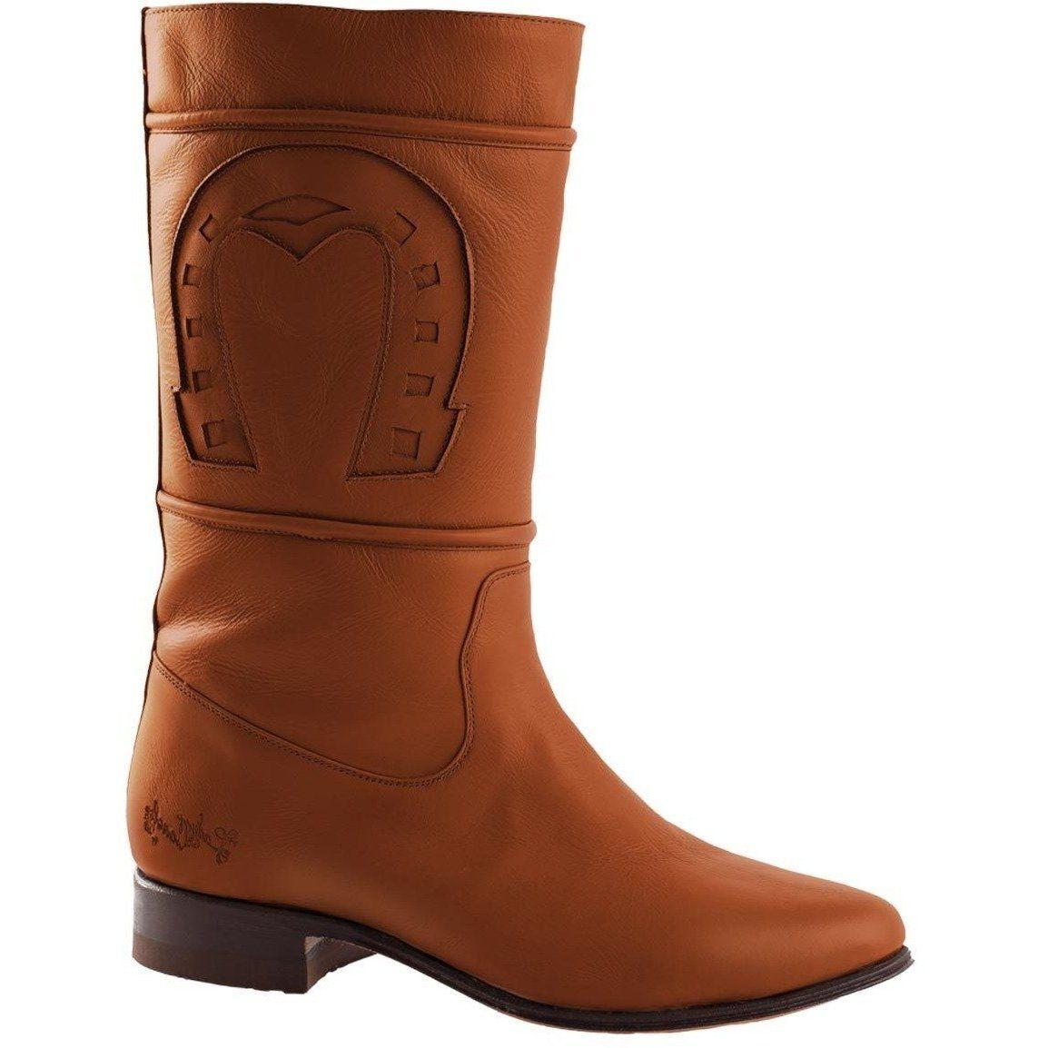 8f2c7ed519 Mexican charro saddle boots western bota jalisco escaramuza